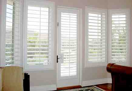 How to make plantation shutters plan pretty53ycm for Plantation desk plans